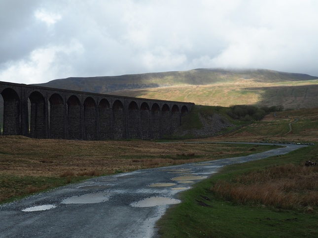 Whernside and Ribblehead Viaduct