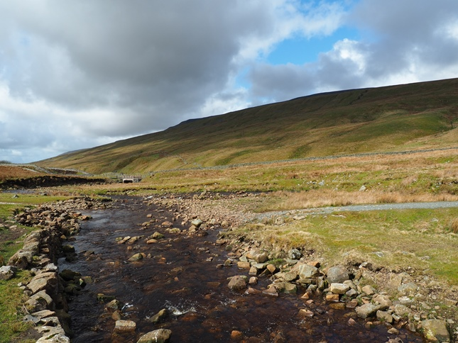 Whernside and Littledale Beck