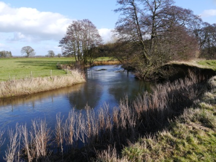 The River Rye near Nunnington