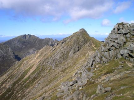North Goatfell