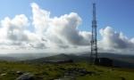 The top of Snaefell
