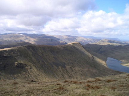 Gray Crag and Hayeswater