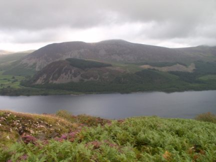 Ennerdale Water and Great Borne