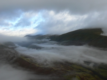 Mist over Dunmail Raise