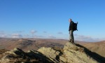 On the north top of Ashstead Fell