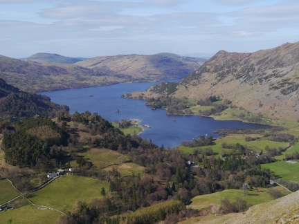 Ullswater from Thorneyhow End