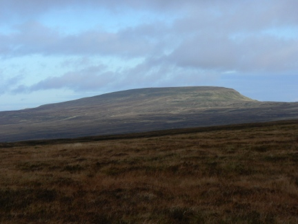 Access to Mickle Fell is limited as it stands in the Warcop Training Range