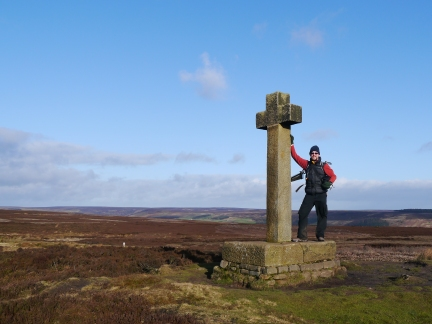 By Ana Cross on Spaunton Moor