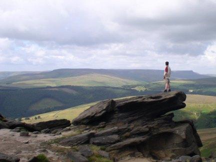 Peak District Walks Derwent Edge