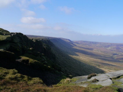 The Edge on Kinder Scout