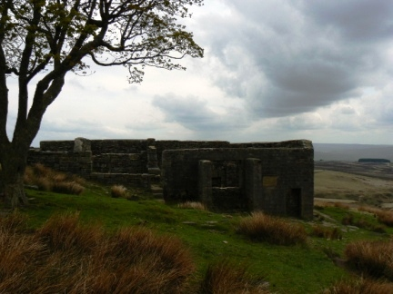 Top Withins, famous for its association Emily Bronte's 'Wuthering Heights'
