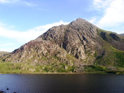 Tryfan - one of the finest mountains in Wales