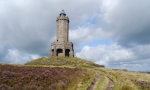The Jubilee Tower on Darwen Moor